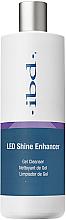 Parfémy, Parfumerie, kosmetika Tekutinu na odstranění lepkavé vrstvy - IBD LED Shine Enhancer Gel Cleanser