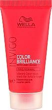 Parfémy, Parfumerie, kosmetika Maska na vlasy - Wella Professionals Invigo Color Brilliance Mask