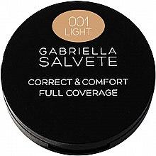 Parfémy, Parfumerie, kosmetika Korektor na obličej - Gabriella Salvete Correct & Comfort Full Coverage