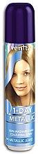 Parfémy, Parfumerie, kosmetika Tónovací sprej na vlasy - Venita 1-Day Color Metallic Spray