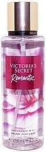 Parfémy, Parfumerie, kosmetika Parfémovaný tělový sprej - Victoria's Secret Romantic Fragrance Body Mist
