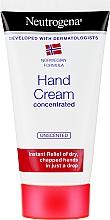 Parfémy, Parfumerie, kosmetika Koncentrovaný krém na ruce - Neutrogena Norwegian Formula Concentrated Unscented Hand Cream