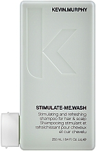 Parfémy, Parfumerie, kosmetika Osvěžující šampon pro muže - Kevin.Murphy Stimulate-Me Wash