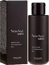 Parfémy, Parfumerie, kosmetika Zklidňující krém gel po holení - Oriflame NovAge Men Soothing Aftershave Gel
