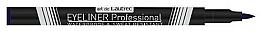 Parfémy, Parfumerie, kosmetika Oční linky - Art de Lautrec Eyeliner Professional Waterproof Sweat Resistant