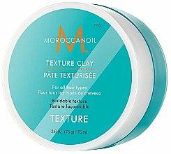 Parfémy, Parfumerie, kosmetika Stylingová hlína na vlasy - Moroccanoil Texture Clay