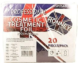 Parfémy, Parfumerie, kosmetika Bezbarvá ochranná fólie, 200/160 cm - Ronney Professional Cosmetic Treatment Foil