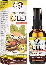 Parfémy, Parfumerie, kosmetika Přírodní Pistáciový olej - Etja Natural Pistachio Oil