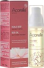 Parfémy, Parfumerie, kosmetika Uklidňující organický olej - Acorelle Huile SOS Argan Oil