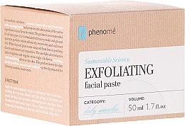 Parfémy, Parfumerie, kosmetika Peeling-pasta na obličej - Phenome Exfoliating Facial Pasta