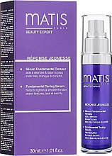 Parfémy, Parfumerie, kosmetika Utahovací sérum - Matis Reponse Jeunesse Fundamental Toning Serum