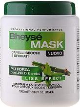 Parfémy, Parfumerie, kosmetika Maska pro suché vlasy - Renee Blanche Mask Bheyse