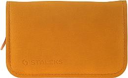 """Sada na manikúru """"Multi"""", MS-10, 6 dilná, oranžová - Staleks Manicure Set — foto N3"""