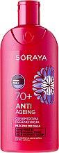Parfémy, Parfumerie, kosmetika Tělové mléko 70+ - Soraya Anti Agening Body Lotion 70+
