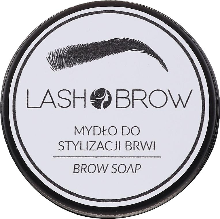 Fixační gelové mýdlo na obočí - Lash Brow Soap