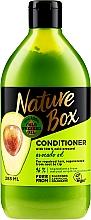 Parfémy, Parfumerie, kosmetika Kondicionér na vlasy s avocadovým olejem - Nature Box Avocado Oil Conditioner