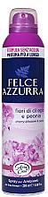 Parfémy, Parfumerie, kosmetika Osvěžovač vzduchu - Felce Azzurra Fiori di Ciliegio e Peonia Spray