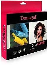 """Parfémy, Parfumerie, kosmetika Sada vlasových natáček """"Lolly Curves"""" 5007 - Donegal"""