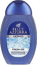 Šampon a sprchový gel - Felce Azzurra Fresh Ice — foto N1