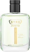 Parfémy, Parfumerie, kosmetika Str8 Ahead - Lotion po holení