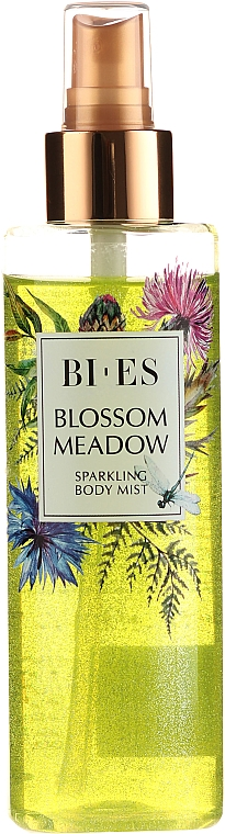 Bi-Es Blossom Meadow Sparkling Body Mist - Tělový sprej — foto N1