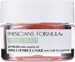 Parfémy, Parfumerie, kosmetika Peeling na rty - Physicians Formula Organic Wear Organic Rose Oil Lip Polish Rose