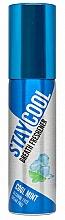 Parfémy, Parfumerie, kosmetika Ústní sprej s příchutí máty - Stay Cool Breath Fresheners Cool Mint