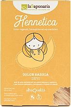 Parfémy, Parfumerie, kosmetika Barva na vlasy - La Saponaria Hennetica