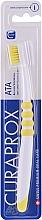 Parfémy, Parfumerie, kosmetika Zubní kartáč. žlutý - Curaprox ATA Atraumatic Total Access
