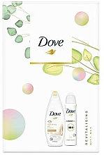 Parfémy, Parfumerie, kosmetika Sada - Dove Revitalising Gift Set (sh/gel/250ml + antiperspirant/150ml)