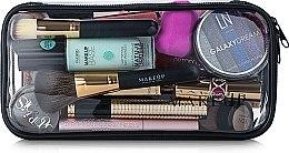 """Parfémy, Parfumerie, kosmetika Transparentní kosmetická taštička """"Visible Bag"""" 25x12x8cm (bez kosmetických prostředků) - MakeUp"""