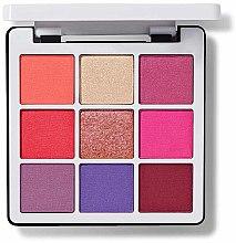 Parfémy, Parfumerie, kosmetika Mini paletka stínů - Anastasia Beverly Hills Mini Norvina Pro Pigment Palette Eyeshadow Vol. 1