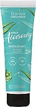 Parfémy, Parfumerie, kosmetika Aloe krém na ruce s glycerinem - Barwa Natural Hand Cream