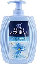 Parfémy, Parfumerie, kosmetika Tekuté mýdlo - Felce Azzurra Idratante White Musk