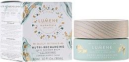 Parfémy, Parfumerie, kosmetika Multifunkční balzám - Lumene Harmonia Nutri-Recharging Skin Saviour Balm