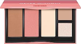 Parfémy, Parfumerie, kosmetika Paletka pro líčení tváří a obličeje - Pupa Never Without Palette