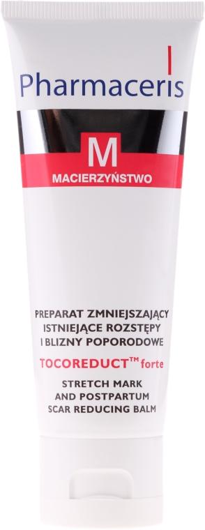 Balzám proti striím - Pharmaceris M Tocoreduct Forte Stretch Mark Reduction Balm — foto N2