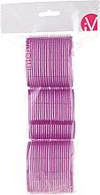 Parfémy, Parfumerie, kosmetika Natáčky na suchý zip, 499592, fialové - Inter-Vion
