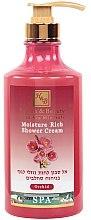 Parfémy, Parfumerie, kosmetika Sprchový krém-gel Orchidej - Health And Beauty Moisture Rich Shower Cream