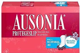 Parfémy, Parfumerie, kosmetika Vložky pro každodenní použití, 40 ks - Ausonia Protegeslip Normal
