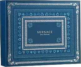 Parfémy, Parfumerie, kosmetika Versace Man Eau Fraiche - Sada (edt 50ml + sh/gel 50ml + a/sh 50ml)