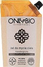 Parfémy, Parfumerie, kosmetika Hypoalergenní gel na tělo - Only Bio Fitosterol Shower Gel (doypack)
