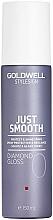 Parfémy, Parfumerie, kosmetika Ochranný sprej pro lesk vlasů - Goldwell Style Sign Just Smooth Diamond Gloss Protect & Shine Spray