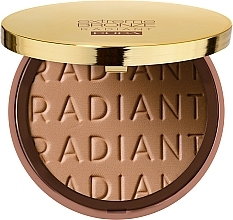 Parfémy, Parfumerie, kosmetika Bronzující pudr na obličej - Pupa Extreme Bronze Radiant Powder
