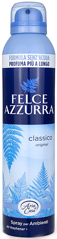 Osvěžovač vzduchu - Felce Azzurra Classic Talc Spray