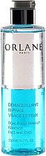 Parfémy, Parfumerie, kosmetika Dvoufázový odstraňovač make-upu - Orlane Dual-Phase Makeup Remover Face and Eyes
