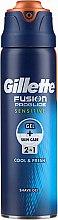 Parfémy, Parfumerie, kosmetika Holicí gel pro citlivou pokožku - Gillette Fusion ProGlide Sensitive Cool & Fresh Shave Gel