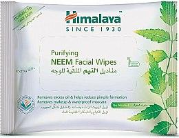 Parfémy, Parfumerie, kosmetika Čisticí ubrousky na obličej - Himalaya Purifying Neem Facial Wipes