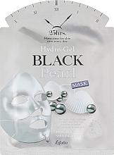 Parfémy, Parfumerie, kosmetika Hydrogelová pleťová maska s černou perlou - Esfolio Hydro-Gel Black Pearl Mask