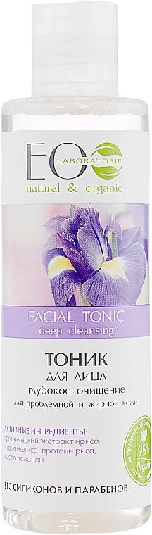Tonikum na obličej Hluboké čištění - ECO Laboratorie Facial Tonic